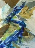 Riverrun | Collage | 18 x 14 | $250