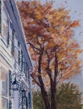 New England Autumn | Pastel | 11 x 8.5 | $395