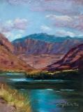 River Bend | Pastel | 19 x 16 | $415