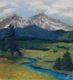 Twin Peaks | Pastel | SOLD